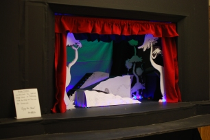 "Diorama of the ""Seussical"" stage. Photo Credit: Albert Tanjaya (275)"